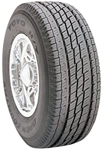 Toyo Open Country H/T All-Season Radial Tire - 245/60R18 104H
