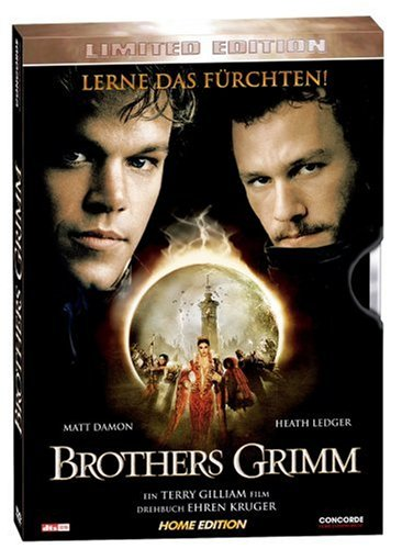 Brothers Grimm (limitiertes Steelcase) [Limited Edition]