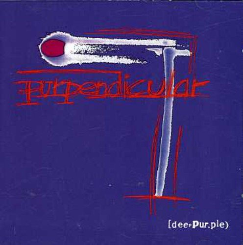 CD : Deep Purple - Purpendicular (CD)