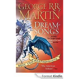 Dreamsongs (Volume 2): A RRetrospective: Book Two (English Edition)