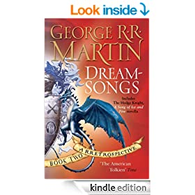 Dreamsongs (Volume 2): A RRetrospective: Book Two