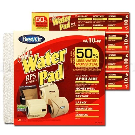 White Water Panel for Aprilaire and Honeywell Humidifiers – 6 Pack