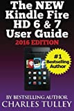 img - for The NEW Kindle fire HD 6 & 7 User Guide book / textbook / text book