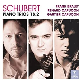 Trio for Piano, Violin & Cello No.1 in Bb Major, Op.99 D898: Rondo. Allegro vivace