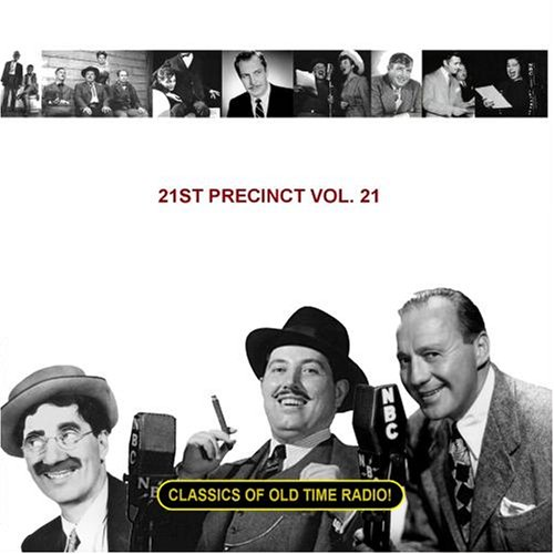 21st Precinct Vol. 21