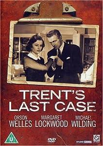 Trent's Last Case [DVD] [1952]