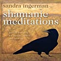 Shamanic Meditations: Guided Journeys for Insight, Visions, and Healing (       UNABRIDGED) by Sandra Ingerman Narrated by Sandra Ingerman