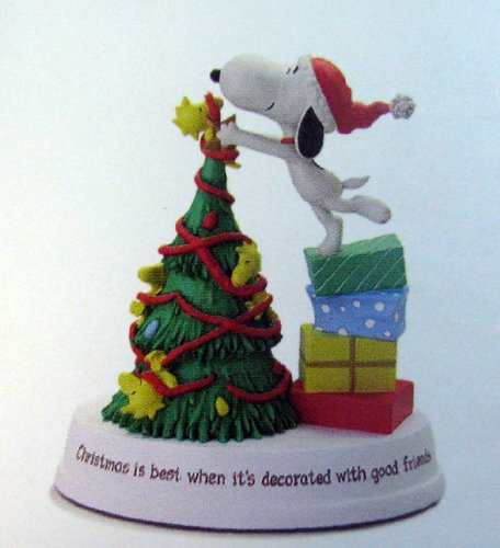 Snoopy Tree Topper - Magazine cover