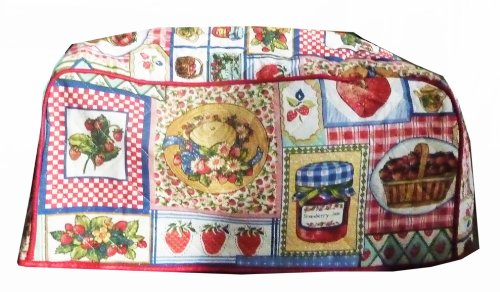 Strawberries Toaster Cover (Toast Oven Cover compare prices)