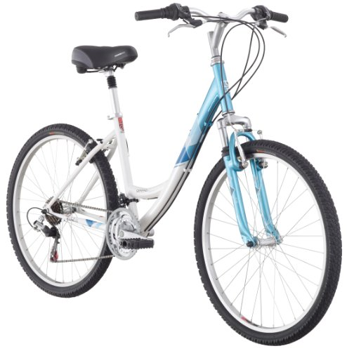 Diamondback 2013 Women's Serene Citi Classic Sport Comfort Bike with 26-Inch Wheels  (Blue, 15-Inch/Small)