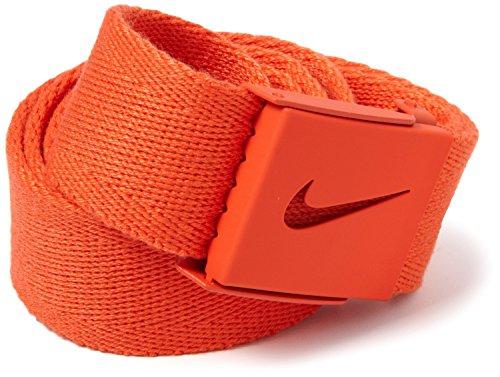 Nike Men's Tech Essentials Web Belt, Team Orange, One Size (Orange Belt compare prices)