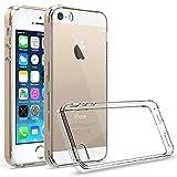 iPhone 7 Plus ケース, 【IVSO】iPhone 7 Plus上質透明カバー 超薄型 最軽量 背面カバー PC+TPUのシリーズ- iPhone 7 Plus 専用ケース(クリア)