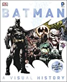 img - for Batman: A Visual History book / textbook / text book