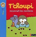 """Afficher """"T'Choupi reconnaît les nombres"""""""
