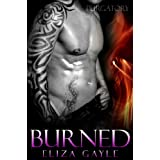 Burned (Purgatory Club BDSM Erotic) ~ Eliza Gayle