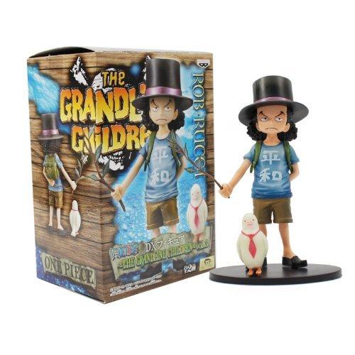 One Piece The Grandline Children~ Vol. 3 Figure - Rob Lucci & Hattori