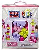 Mega Bloks Pink Buildable Bag (60 Pieces)