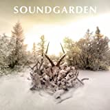 King Animal Extra tracks, Deluxe Edition Edition by Soundgarden (2012) Audio CD