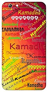 Kamadha (Popular Girl Name) Name & Sign Printed All over customize & Personalized!! Protective back cover for your Smart Phone : Samsung Galaxy Note-4