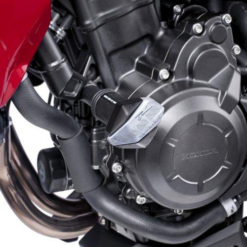 Roulettes de protection Puig Honda CB 500 X 13-16 noir