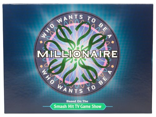 WHO WANTS TO BE A MILLIONAIRE board game - Buy WHO WANTS TO BE A MILLIONAIRE board game - Purchase WHO WANTS TO BE A MILLIONAIRE board game (Millionaire, Toys & Games,Categories,Games,Board Games,Adventure & Story Games)