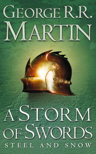 All Covers for A Storm of Swords