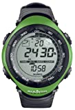 Suunto Vector Wrist-Top Computer Watch with Altimeter, Barometer, Compass, and Thermometer (Lime)