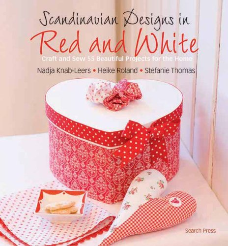 Scandinavian Designs in Red & White (Very Personally Yours compare prices)