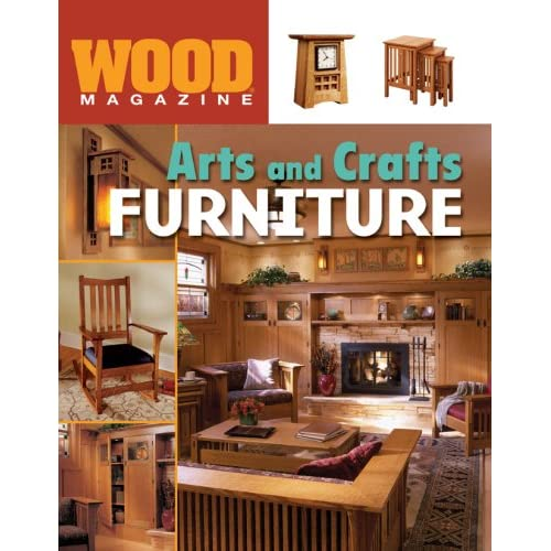 Wood Magazine Arts And Crafts Furniture Wood Magazine Wood Magazine 9781402711749 Amazon
