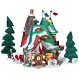 Department 56 North Pole Mrs. Claus' Handmade Christmas Stockings
