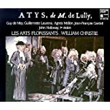 Lully - Atys / Les Arts Florissants, Christiepar William Christie