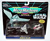 Star Wars Micro Machines Return Of The Jedi Collection #6