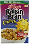 Raisin Bran Crunch Cereal, 18.2 -Ounc...