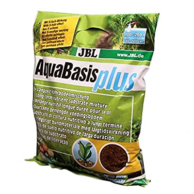 JBL Long-term soil mixing for freshwater aquariums, AquaBasis plus 5 l, 20212