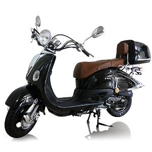 Mini Blinker Set 2 St/ück Oval Vorne Hinten E-Gepr/üft f/ür Roller//Motorrad
