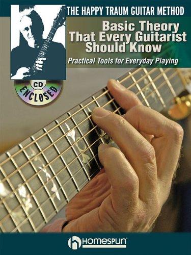 Happy Traum Guitar Method (Book & CD)