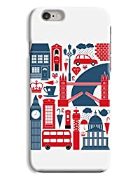 I Love London iPhone 6 Case