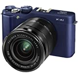 Fujifilm X-A1 Kit 16-50mm (Indigo Blue)