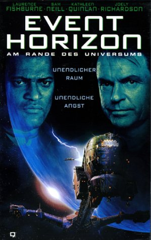 Event Horizon - Am Rande des Universums [VHS]