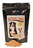 Better in the Raw with Liver for Dogs - Make your own balanced RAW dog food at home! Dog Food Supplement