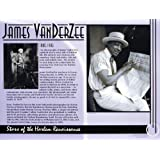James VanDerZee, Stars of the Harlem Renaissance, Poster