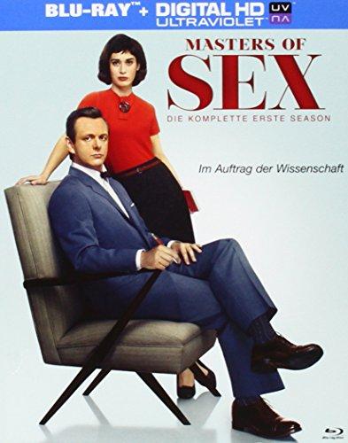 Masters of Sex - Season 1 [Blu-ray]