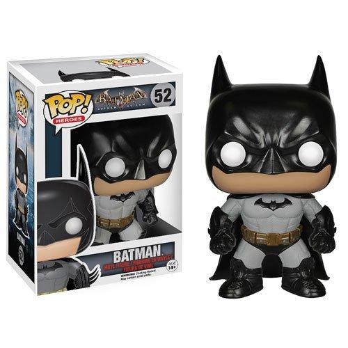 NEW Batman Arkham Asylum Batman Pop! Vinyl Figure 52