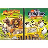 Madagascar: Escape 2 Africa & Nick Penguins (Widescreen) (Bilingual)