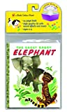 The Saggy Baggy Elephant (Little Golden Book & CD) (0375875352) by Jackson, Kathryn