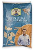 Alan Titchmarsh 4Kg Robin Seed/ Mealworm Mix