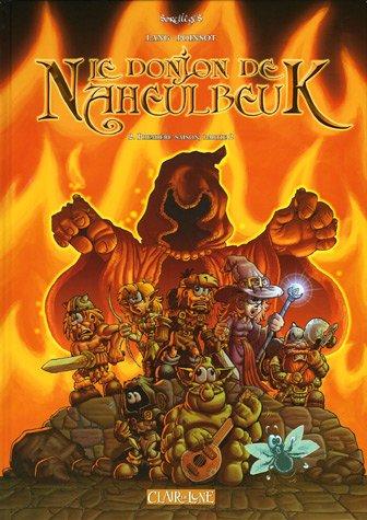 Le Donjon de Naheulbeuk (2) : Le Donjon de Naheulbeuk, t2 : Première saison, partie 2