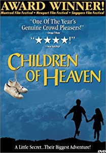 Cover of &quot;Children of Heaven&quot;