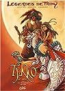Tykko des sables, tome 1 : Les chevaucheurs des vents par Arleston