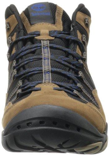 Timberland 添柏岚 Intervale Mid Boot 男士防水户外鞋美国亚马逊